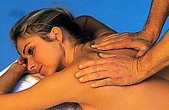 Massage Therapie in Zug - gegen Rückenschmerzen und Beschwerden